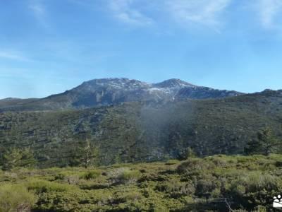 Loma del Noruego y Pinares de Valsaín;granada alpujarras vacaciones en grupo excursiones fin de añ
